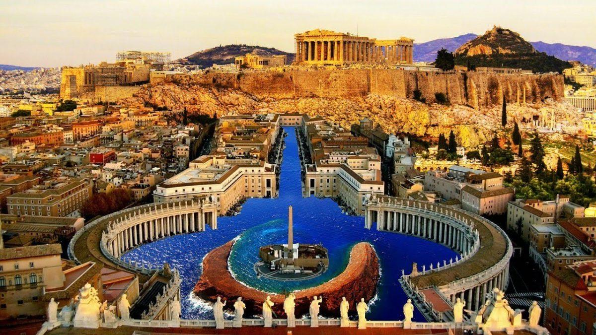السياحة إلى اليونان هي أجمل ما يمكن تصوّره