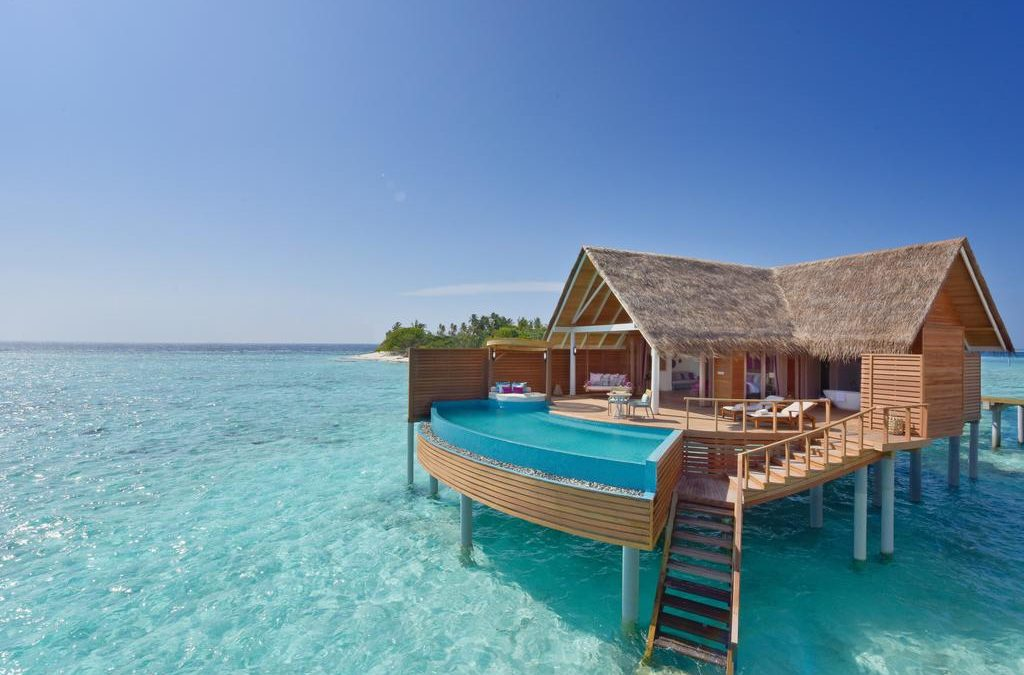 شهر عسلك في المالديف ستكررينه دائما بعد زيارتها