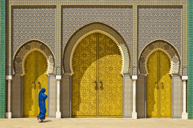 أهم المعالم السياحية في المغرب