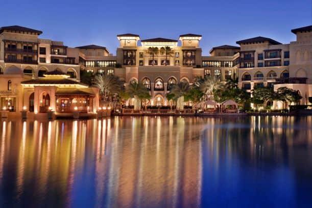 لماذا عليك زيارة فندق ذي بالاس داون تاون دبي ؟