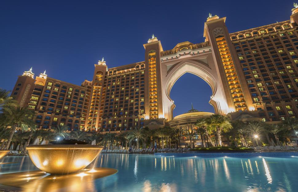 فندق اتلانتس دبي